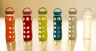 Eco Friendly Glass Water Bottles