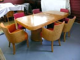 Art Deco Dining Room Chairs Sets French