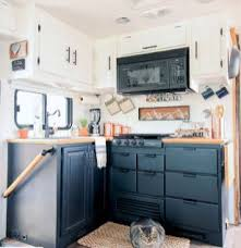 Best Travel Trailers Remodel For Rv Living Ideas 38
