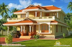 100 India House Models Kerala Style OmahDesignsNET