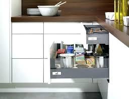 rangement d angle cuisine rangement d angle cuisine meuble cuisine tiroir coulissant meuble
