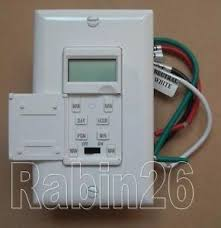 3 way digital 7 days led light wall programmable timer switch