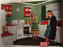 1950s Kitchen Idea
