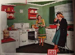 1950s Kitchen Idea