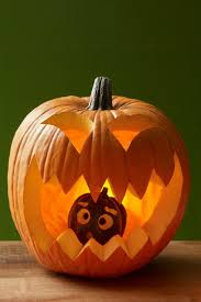 Mike Wazowski Pumpkin Design by Free Online Pumpkin Carving Template Stencils Designs And Patterns