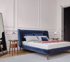 Bedroom Inspiration In Shades Of Grey And Blue Master Design
