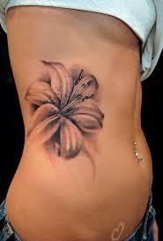 Flower Tattoos Hawaiian