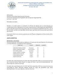 Carta Renuncia A Asociacion Pixelsbugcom