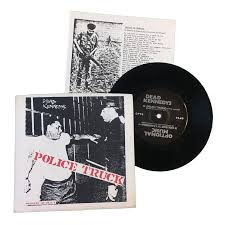 100 Police Truck Dead Kennedys Holiday In Cambodia 7 Used Sorry State Records