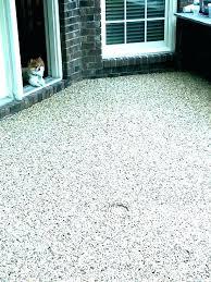 Elegant Patio Stone Flooring Ideas Outdoor
