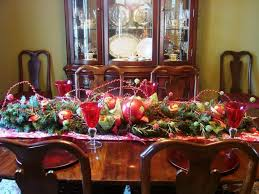 Dining Room Table Centerpiece Decor by Christmas Dining Room Table Centerpieces Decorating Dining Table