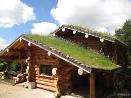 chalet en rondin en kit néologis construction fuste maison bois brut poteau poutre
