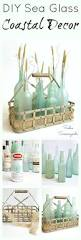 Sea Glass Bathroom Accessories by 34 Best Beach And Coastal Decorating Ideas And Designs For 2017
