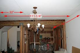 Ceiling Joist Span For Drywall by Lowering Existing Ceiling U0026 Adding Tray Detail