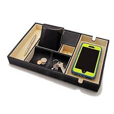 Dresser Valet Watch Box by China Men U0027s Valet Tray Organizer For Dresser Top Deluxe Leather