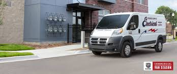 2018 Ram Trucks ProMaster - Cargo Van For Any Job