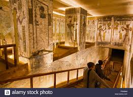 100 In The Valley Of The Kings Side The Tomb Of Ramses III In The Of The Bes