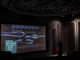 Fiber Optic Ceiling Lighting Kit by Star Trek Starfield 1 Jpg