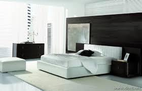 Crafty white modern bed Home Design Ideas