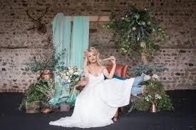 A Rustic Luxe Wedding Inspiration Shoot With Turquoise Copper