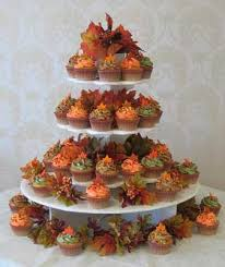 Amazing Fall Wedding Cupcakes Ideas 1000 About On Pinterest