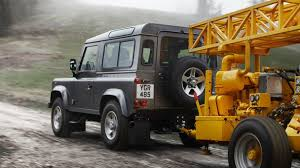 100 Defender Truck OffRoad 4x4 Adventure 4WD Land Rover