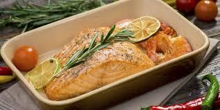 recette cuisine poisson filets de poisson au four recettes femme actuelle