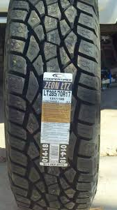 Cooper Zeon Ltz LT285/70/17 Tire Pics - Toyota 4Runner Forum ... Cooper Discover At3 Tires Truck Allterrain Discount Tire Ht3 Lt26570r17 Light Shop Your Way Wheels Autohaus Automotive Solutions Stt Pro Tirebuyer Xlt Review 2009 Gmc Sierra 1500 Tuff T10 Rough Country Suspension Lift 35in We Finance With No Credit Check Buy Car Rubber Company Michelin Rim 1000 Png Download Pro Busted Wallet Releases New Winter Pickup Medium Duty Work Info Ms Studdable Passenger
