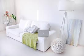Irenevanguin Interior White Livingroom Ikea Kivik Zuiver Rollables