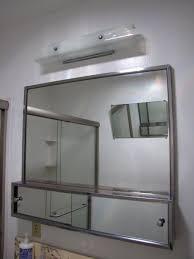 furniture modern mirror medicine cabinet with framed bathroom