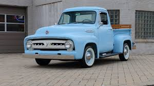 1953 Ford F100 Pickup | F237 | Indy 2015 1953 Ford F100 1957 Chevrolet 1948 Trucks Hot Rod Fseries Second Generation Wikipedia Truck Stock Photos Images Alamy Classic Car Studios Restomod Review The Fancy For Sale Near Cadillac Michigan 49601 Classics On Rob Campbell Total Cost Involved 31956 Archives Chip Foose Customized Fetches 1700 At Auction Pick