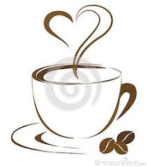 Coffee Cup Starbucks Top Cups Clipart Outline Picture