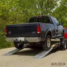 100 Ramp Truck Car Hauler 72 Aluminum Auto Trailer S Auto Hook Ends 4000