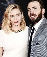 Resultado De Imagen Para Chris Evans And Elizabeth Olsen Manip
