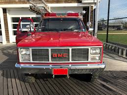 100 69 Gmc Truck 1986 American Eagle GMC Pumper Used Details