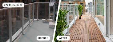 Ipe Deck Tiles Canada by Bc Outdoor Flooring Condo Balcony Flooring Solutions Vanc Canada