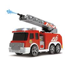 Dickie Toys - Mini Action Fire Truck Vehicle | Pinterest | Fire ...