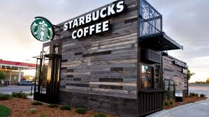 100 Shipping Containers Buildings Starbucks Shipping Container Cafes Are Gaining Steam