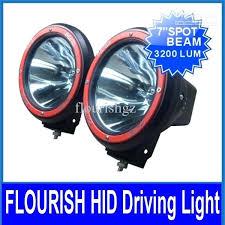hid car ls 7 hid xenon driving light road spot flood beam 9