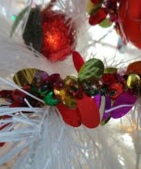 Garland And Sugared Fruit Lights Purchased At The Christmas Tree Shops Advertisements