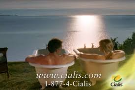 cialis commercial bathtubs why does every in a ad pose like this