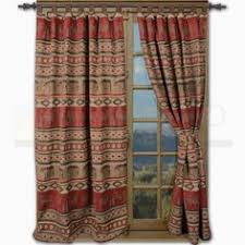 Sunland Home Decor Tucson Az by Flying Horse Curtain And Valances Lodge Western Southwest And