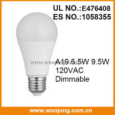 a19 9 5w 06 china osram supplier ul bulb a19 9 5w 800lm dimmable