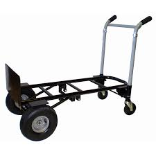 Shop Harper Steel Convertible Hand Truck At Lowes.com