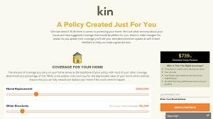 Home Insurance by Kin™