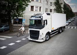 100 Who Owns Volvo Trucks 2017 Safety Report Focusses On Vulnerable Road Users