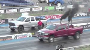 Diesel Drag Trucks Drag Racing Episode 1 - YouTube
