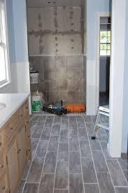 porcelain wood look grouting issue flooring diy chatroom home