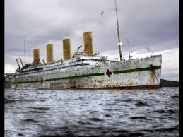 titanic britannic sleeping sun youtube
