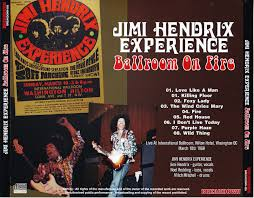 Jimi Hendrix Killing Floor Live by World Of Bootlegs Bootleg Jimi Hendrix Hilton Hotel